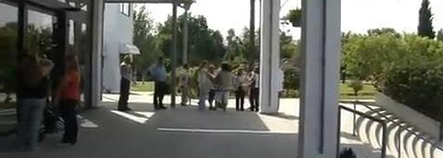 Primera exhumación de un posible bebé robado en el Mancomunado de Chiclana