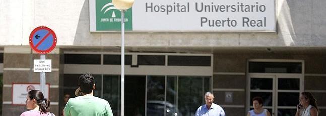 Estudiantes de enfermería estadounidenses visitan el Hospital de Puerto Real