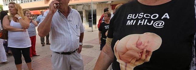 SOS Bebés Robados presenta 55 peticiones de exhumaciones en San José