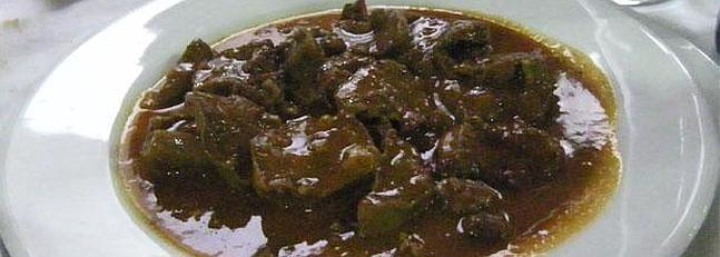 Como hacer lengua de ternera en salsa - Como cocinar las setas lengua de vaca ...