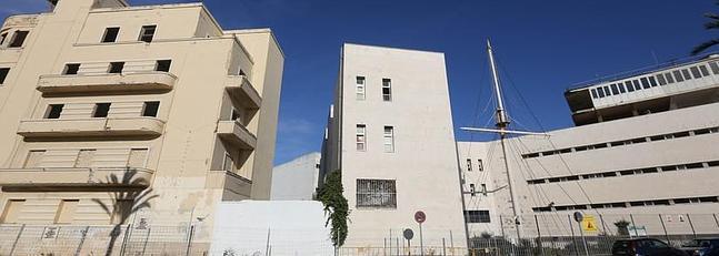 Arquitectos de toda espa a se unen por olivillo y n utica - Arquitectos cadiz ...