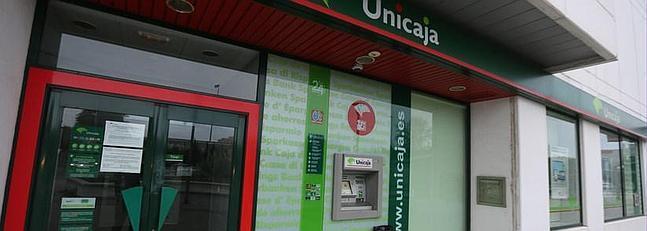 Detenido en len el ladrn de la sucursal de unicaja de cdiz for Unicaja oficinas