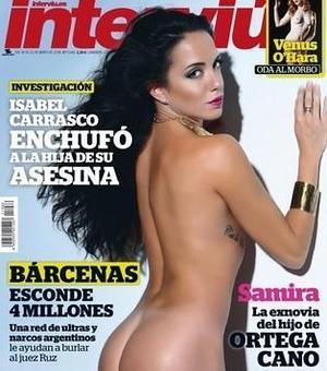 Samira Ex De José Fernando Ortega Cano Desnuda En Interviú