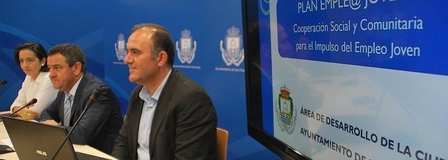 El plan de Empleo Joven creará 265 puestos de trabajo