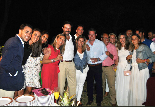 'Celebración en Roche'