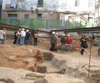 Se confirma el hallazgo de una necrópolis romana en el Cómico