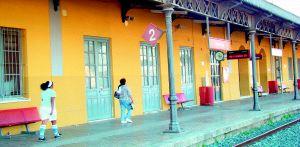 El tren de Matagorda