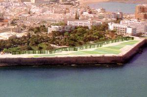 La obra del parking de Santa Bárbara, que durará 18 meses, empieza en diciembre
