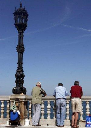 El Ayuntamiento admite en el PGOU que Cádiz perderá población hasta 2016