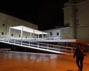 Entrecatedrales opta a un prestigioso premio de arquitectura europeo