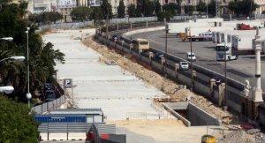 La reapertura de Canalejas al tráfico se retrasa hasta agosto