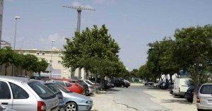 Un aparcamiento subterráneo en Puntales aliviará los alrededores del nuevo hospital