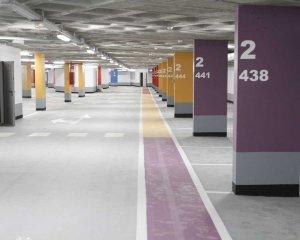 El parking Santa Bárbara abrirá el 5 de marzo