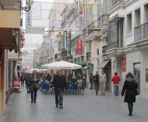 Discapacitados y Consistorio se alían por la accesibilidad de las tiendas