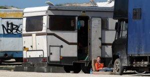 «Es injusto contar tres clientes en tu camping y cien autocaravanas fuera»