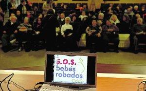 SOS Bebés Robados aglutina a nuevos afectados