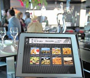 Imagen del nuevo programa comeporlosojos.com del restaurante Barra Sie7e