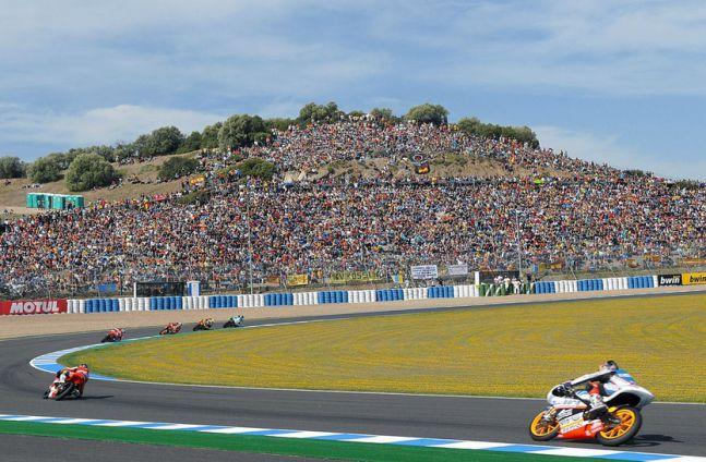 Qu Curva Del Circuito De Jerez Es Tu Preferida
