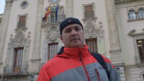 El concejal de Podemos Jaén condenado por agresión: «Mi ejemplo no es el Che: es Gandhi»