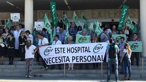 Los hospitales de Huelva pierden un 20 por ciento de personal en dos años, según CSIF