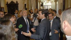El bloqueo del AVE a Granada degenera en bronca electoralista