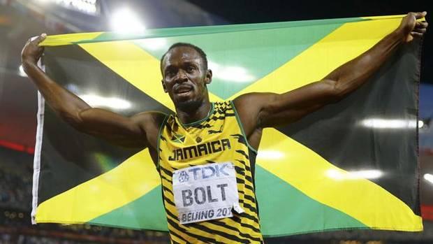 Usain Bolt, atleta jamaicano.