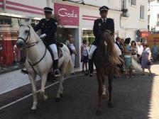 El PP de Marbella llevará a la Fiscalía el tema del cortejo a caballo en la boda del «amigo del alcalde»