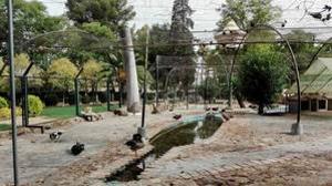Adiós al zoológico situado en el parque de Consolación de Utrera