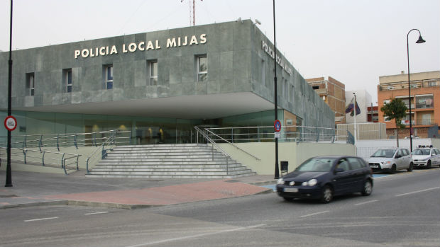Jefatura de la Policía Local de Mijas / ABC