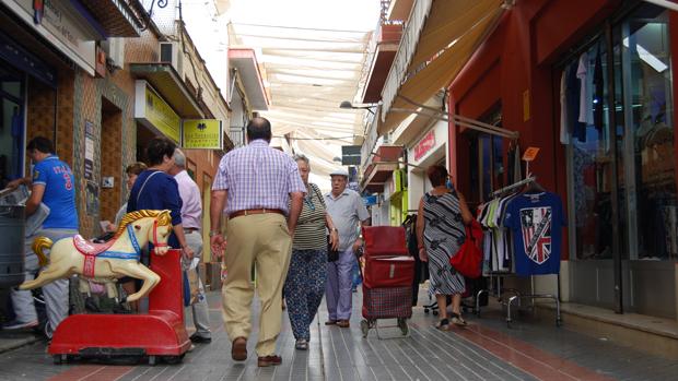 Calle San Sebastián de Dos Hermanas