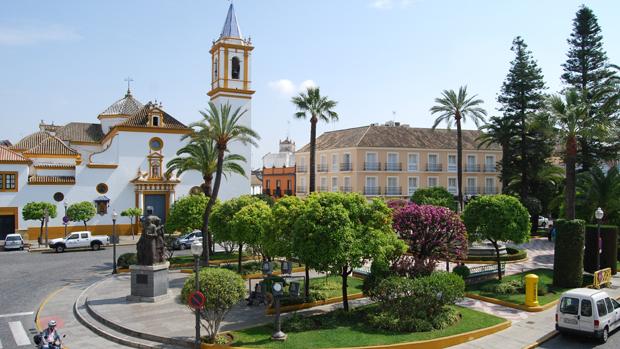 Centro de Dos Hermanas