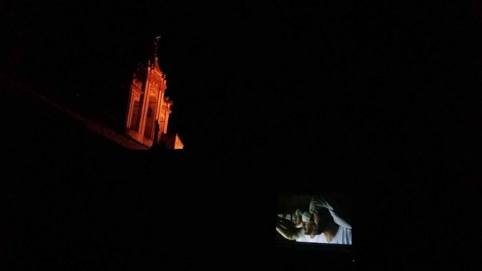 Los utreranos han podido disfrutar del cine durante el mes de agosto