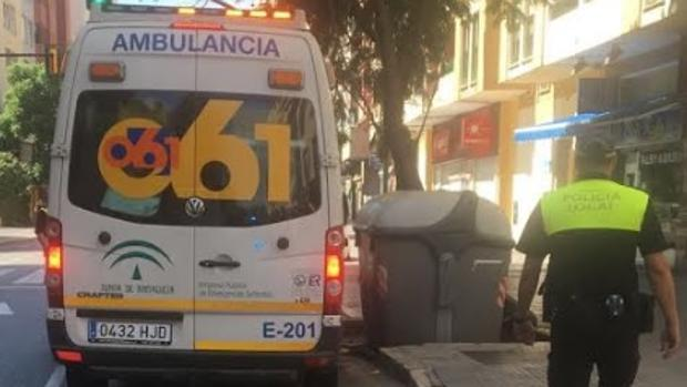 Hallan tres cadáveres en un edificio de Málaga