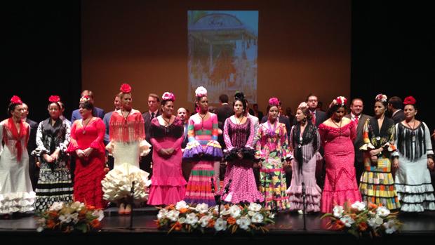 Coro de Valme durante el concierto del año pasado