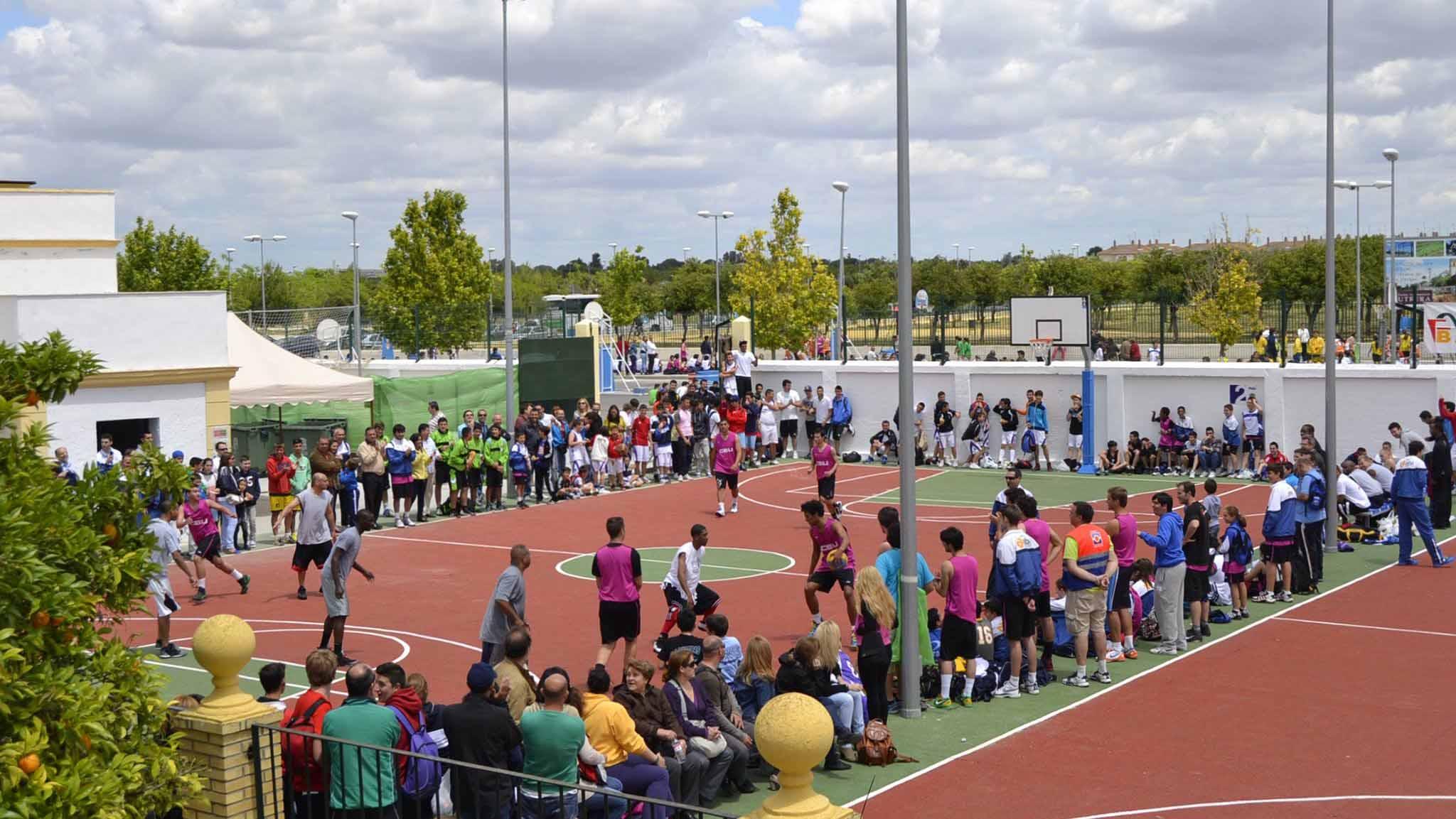 Es un evento en el que participan numerosos clubes andaluces/ C.B.U.