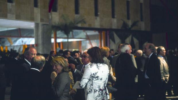 Imagen de un evento en el Palacio de Congresos de Málaga / ABC