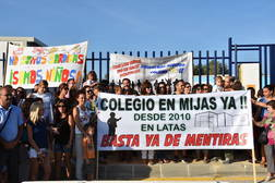 Incertidumbre en la vuelta al instituto en Málaga