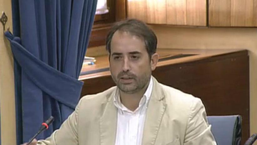 Saldaña ha felicitado a los alcaldes de La Barca y de Estella por impulsar la reforma