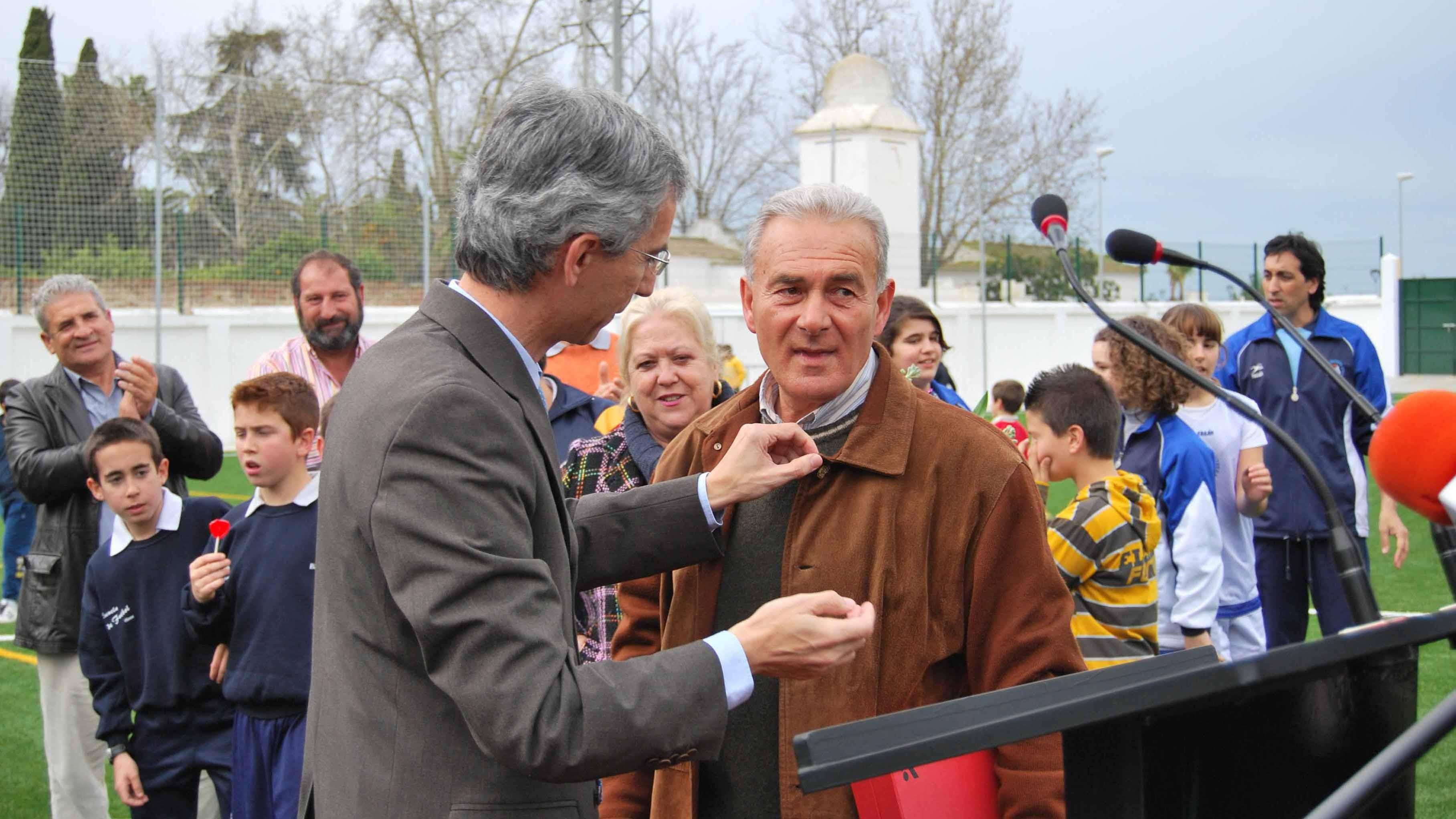 La carrera rinde homenaje al cronista deportivo Pepe Álvarez