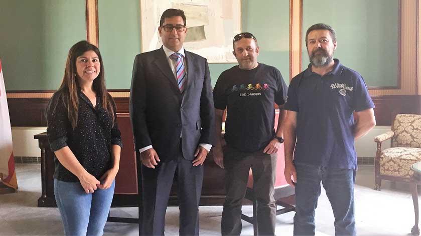 El programa cuenta con el apoyo del Ayuntamiento de Utrera