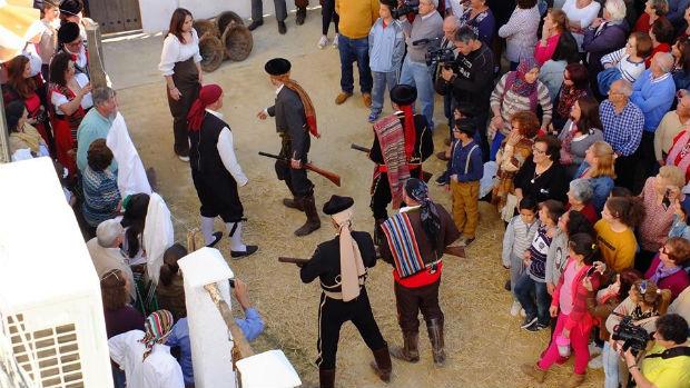 El municipio, durante tres días, regresará al siglo XIX / ABC