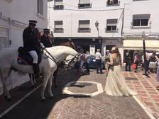 La Policía de Marbella, a lomos de la polémica