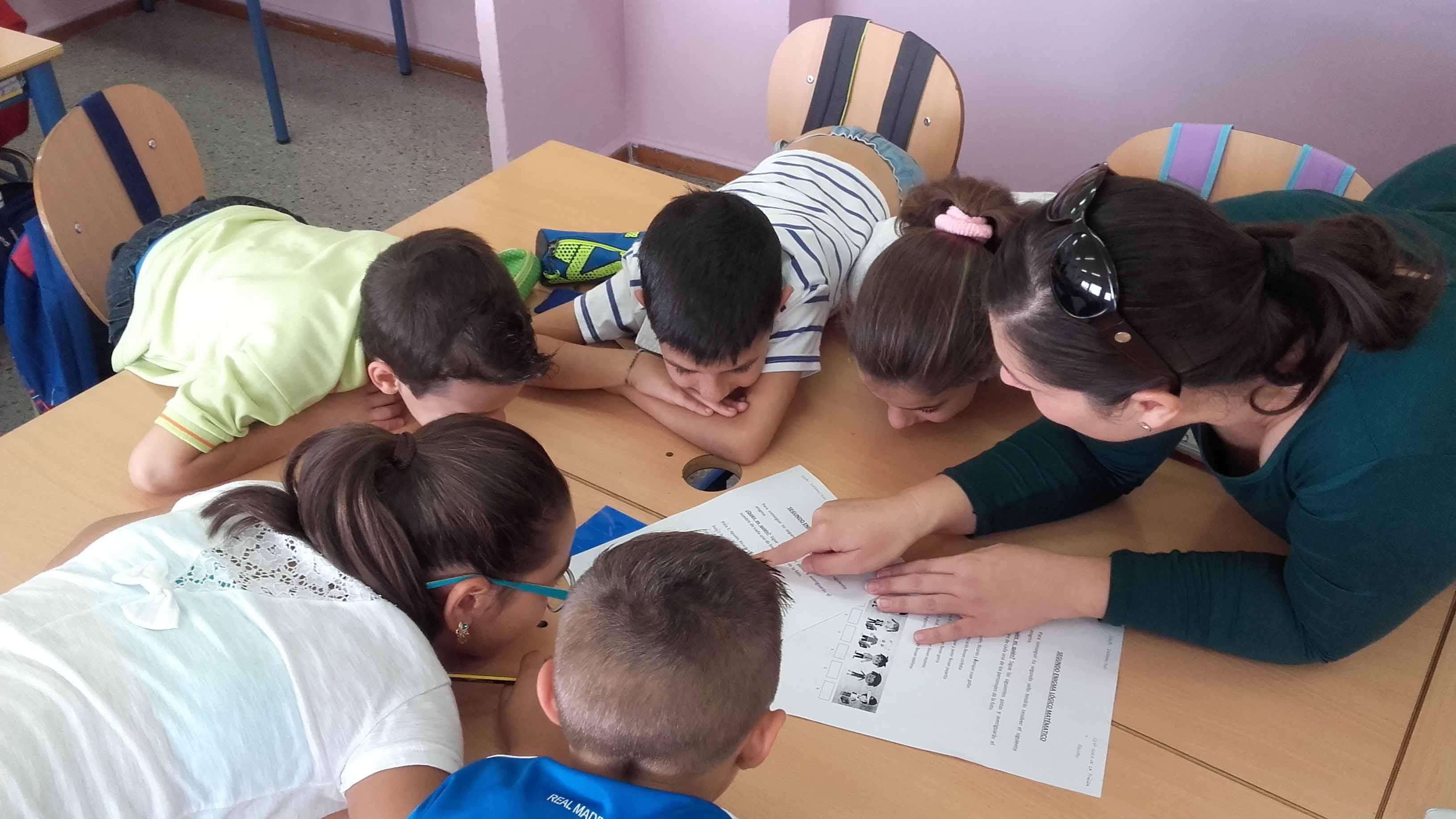 Comunidades de Aprendizaje funciona en Utrera desde hace cuatro cursos