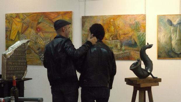Imagen de la exposición / ABC