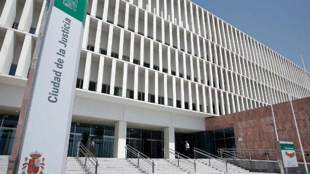 Ciudad de la Justicia de Málaga / ABC