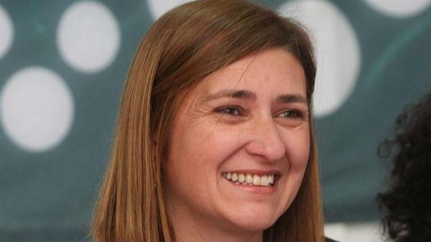 La portavoz de Málaga Ahora, Ysabel Torralbo / ABC