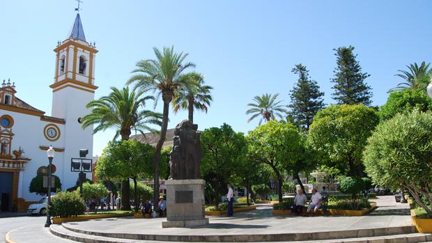 Plaza de la Constitución de Dos Hermanas