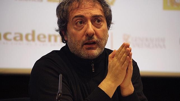 El guionista Javier Olivares