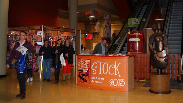 La extinta Feria del Stock, en una imagen de archivo