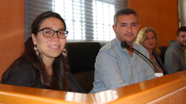 Rita Jiménez y Heriberto Rodríguez